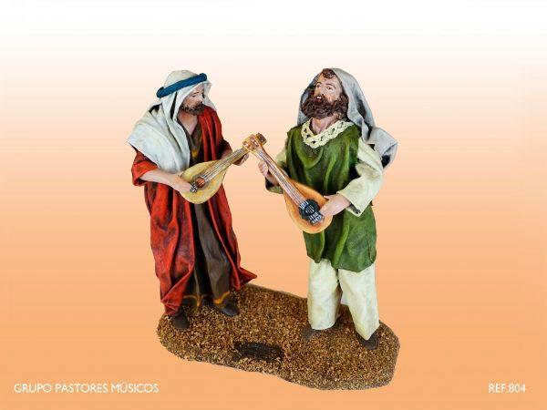 pastores musicos figura
